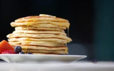 Bananowe placuszki / 10 minut