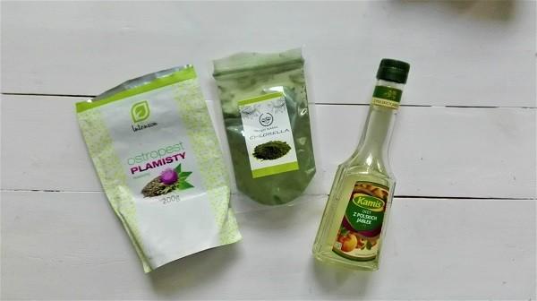 4 ważne produkty w mojej kuchni