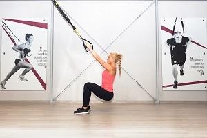 Trening z TRX! 6 podstawowych ćwiczeń