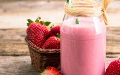 10 Pomysłów na koktajle i desery z odżywką białkową